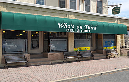 Commercial Awnings New Jersey Tri State Area Free Estimate