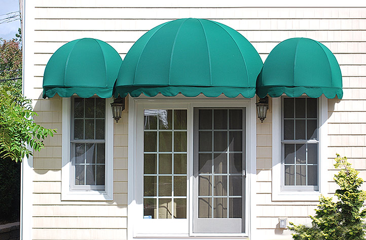 Home Commercial And Residential Awnings Retractables In Wall